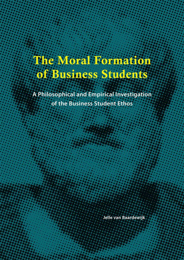The Moral Formation of Business Students (2018)